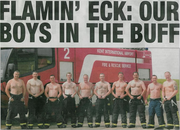 FDNY firefighter calendar Oh fireeeeeee meeeeeen! oh mommmmmmy!